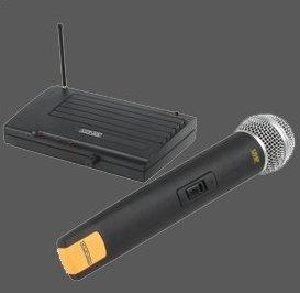 Bezdrátový mikrofon KN-MICW511
