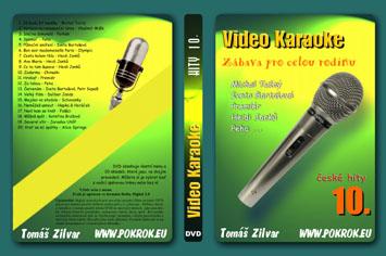 Svět karaoke - České hity 10. - DVD