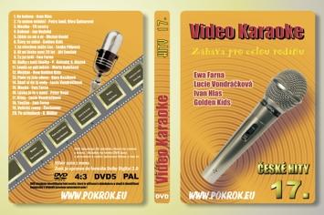 Svět karaoke - České hity 17. - DVD