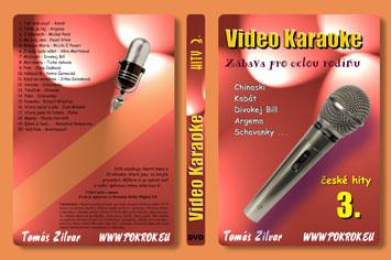 Svět karaoke - České hity 3. - DVD