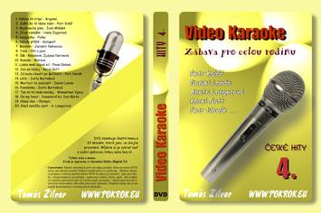 Svět karaoke - České hity 4. - DVD