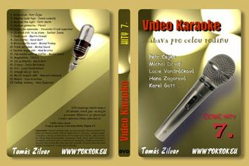 Svět karaoke - České hity 7. - DVD
