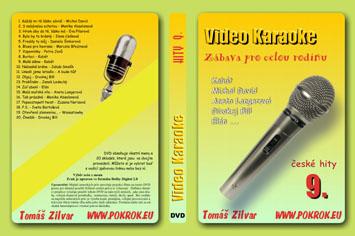 Svět karaoke - České hity 9. - DVD