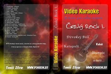 Svět karaoke - Český Rock 1. - DVD