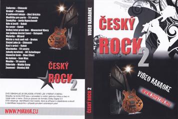 Svět karaoke - Český Rock 2. - DVD
