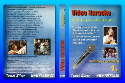 Svět karaoke - Písničky z pohádek 1. - DVD