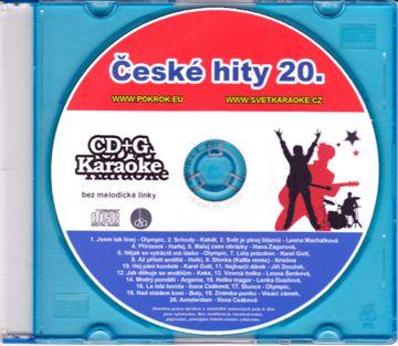 České hity 20. (bez ML)