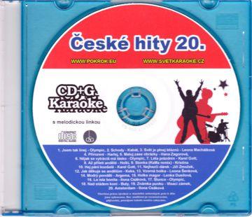 České hity 20. (s ML)