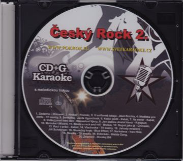 Český Rock 2 (s ML)